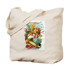 1898 Plant And Seed Guide Tote Bag
