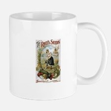 Rice's Seeds Vintage Mug