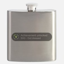 Got dressed - Achievement unlocked Flask