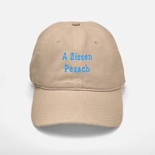 Yiddish Sweet Zissen Pesach Baseball Baseball Cap