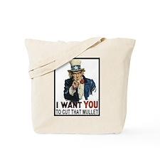 Anti Mullet Tote Bag