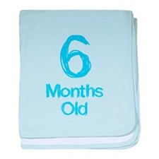 6 Months Old Baby Milestones baby blanket