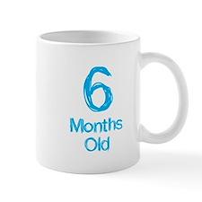 6 Months Old Baby Milestones Mugs