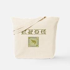 FROG Design Tote Bag