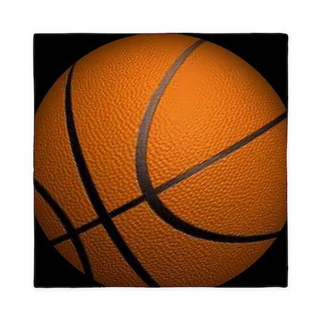 Basketball Big Wide Queen Duvet