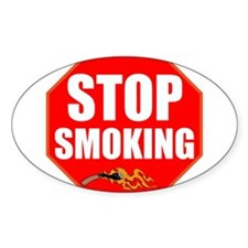 Stop Smoking Decal