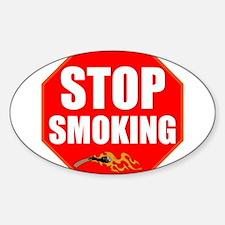Stop Smoking Decal