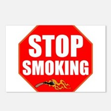Stop Smoking Postcards (Package of 8)