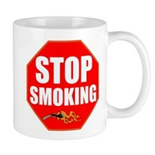 Stop Smoking Mugs