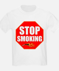 Stop Smoking T-Shirt