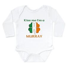 Cute Murray Long Sleeve Infant Bodysuit