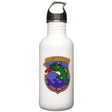 USS GROUPER Water Bottle