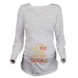 If you didn 27t put it here Maternity Long Sleeves