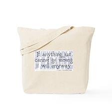 Inevitable Failure Tote Bag