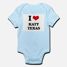 I love Katy Texas Body Suit