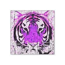 Violet Tiger Sticker
