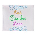 ECL.png Throw Blanket