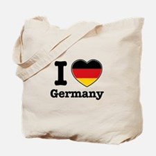 I love Germany Tote Bag
