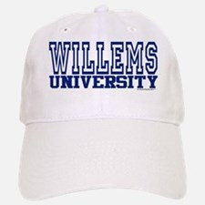 WILLEMS University Baseball Baseball Cap