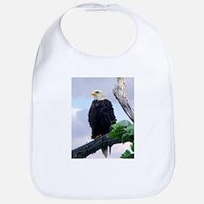 Bald Eagle Bib