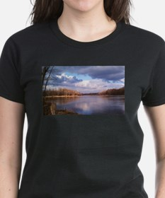 Beautiful Day On The River T-Shirt