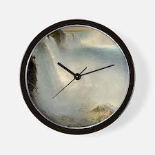 American Niagara falls Wall Clock