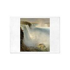 American Niagara falls 5'x7'Area Rug