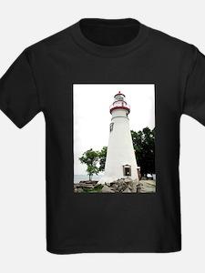 Marblehead Lighthouse Women's Cap Sleeve T-Shirt