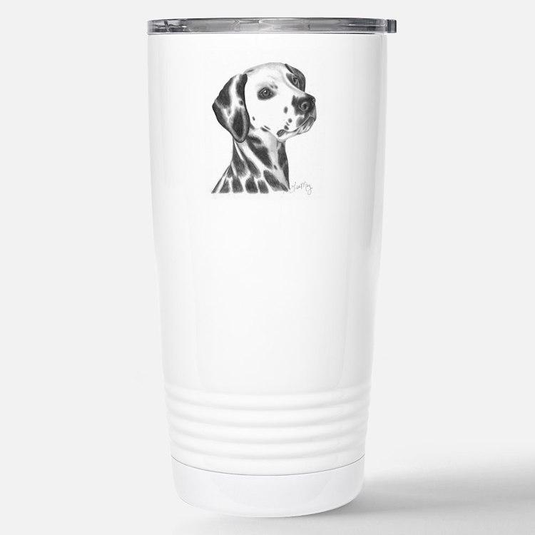 Dalmation Thermos Mug