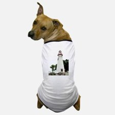 Marblehead Lighthouse Dog T-Shirt