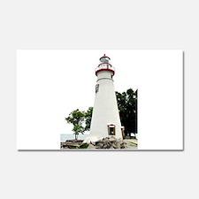 Marblehead Lighthouse Car Magnet 20 x 12