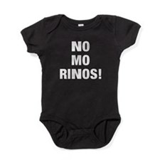 No Mo Rinos Baby Bodysuit
