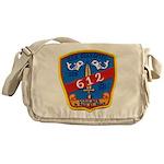 USS GUARDFISH Messenger Bag