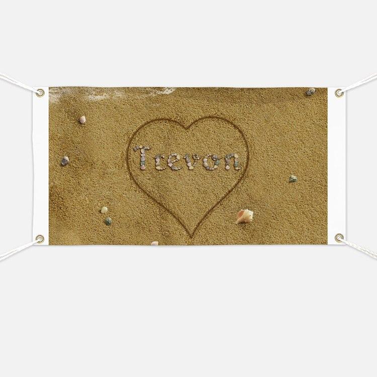 Trevon Beach Love Banner