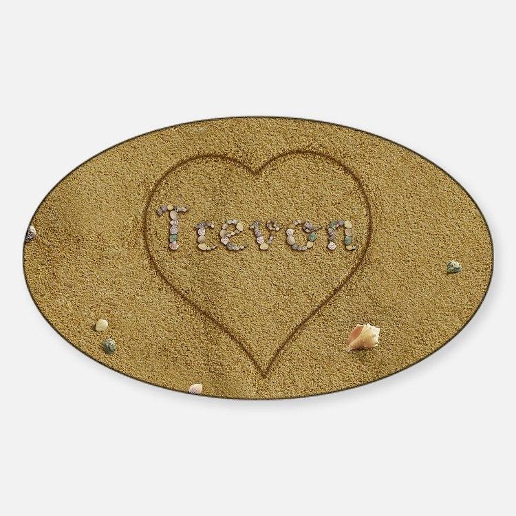Trevon Beach Love Decal