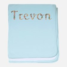 Trevon Seashells baby blanket
