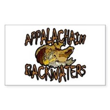 Appalachain Backwaters Decal