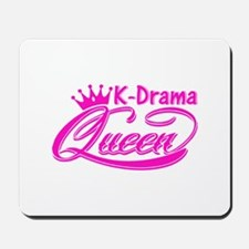 K-Drama Queen Mousepad