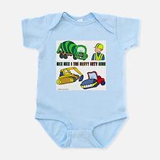 Heavy Duty Gang Infant Creeper