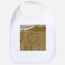 Tori Beach Love Bib