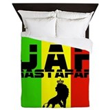 Rasta Queen Duvet Covers