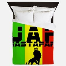 Cute Rasta Queen Duvet