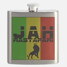 Unique Rasta Flask