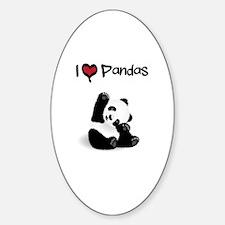 Baby Panda Decal