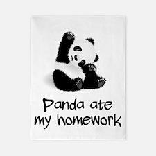 Baby Panda Twin Duvet