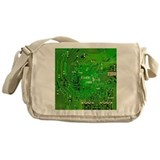 Geeks technology Canvas Messenger Bags