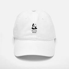 Panda's Rock! Baseball Baseball Cap