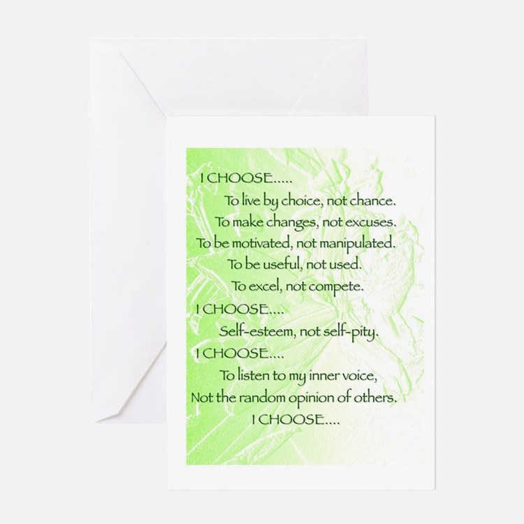 Cute Alcohol recovery Greeting Card