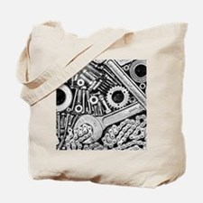 Clank! Tote Bag