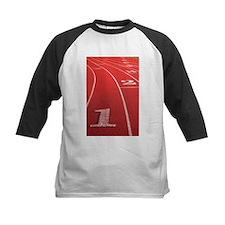 Track lanes Baseball Jersey